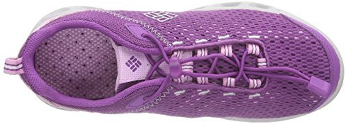 Columbia Youth Drainmaker Iii Mädchen Aqua Schuhe Violett (Razzle, Pink Clover 581)