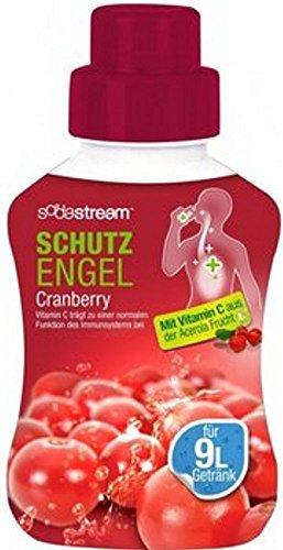 SODASTREAM SCHUTZENGEL Cranberry 375 ml