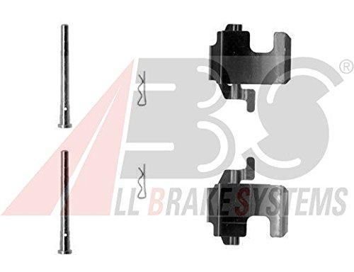 ABS 1273Q Kit di Pastiglie per freno a disco