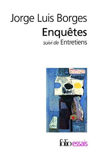 Enqutes / Entretiens avec Georges Charbonnier
