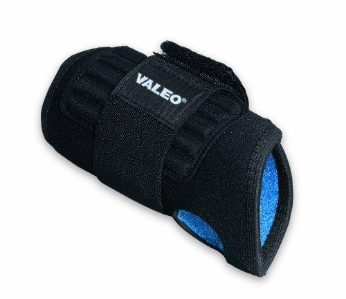 Valeo Neopren Single Wrap Handgelenk Support, VI4664XL, Schwarz, XL -