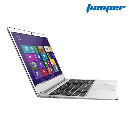 [8g memory/128g SSD] Office Standard equipped Jumper ezbook 3 Plus 14 inch Slim notebook Intel Core M 7y30 802.11 AC Wifi 8g DDR3L 128G SSD Windows 10 1080p FHD ultrabook
