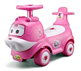 Toyshine Dizzy Ride Sports Rider Ride-on Toy with Music, 1.5-3 Years, Pink