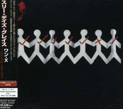 one-x-special-edition-bonus-track-by-three-days-grace-2007-07-25