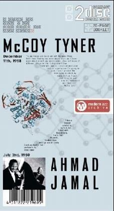 Mc Coy Tyner / Ahmad Jamal Mccoy Stein