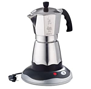 Bialetti Coffee Maker Debenhams : Bialetti Espresso Maker Easy Electric Caffettiera Ts 6.: Amazon.co.uk: Kitchen & Home