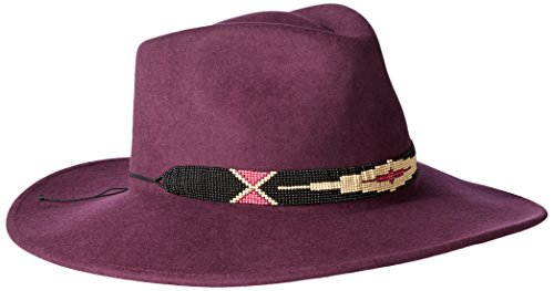 ale-by-alessandra-womens-taos-adjustable-felt-hat-with-beaded-trim-bordeaux-one-size