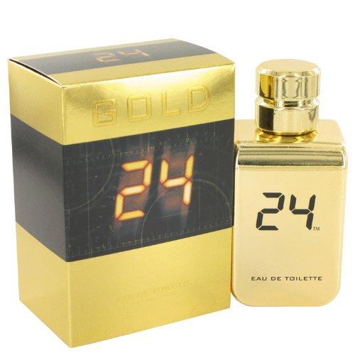 24 Gold The Fragrance Jack Bauer by Scent Story 100 ml Eau de Toilette Spray
