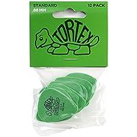 Jim Dunlop 418P.88 Tortex Standard Player Pack (Pack of 12)