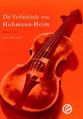 Die Violinschule: Band 1