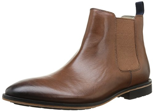 Clarks Gatley Top, Boots homme Marron (Tan Leather)