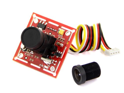 seeedstudio Grove-Serial Camera Kit Focus Lens Control Kit