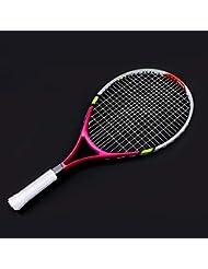 61bfa14dd3 Dilwe Racchetta da Tennis, Racchetta Junior con Borsa per Il Tennis all 'aperto(