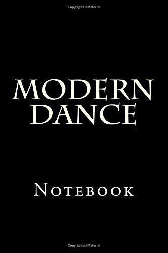 Modern Dance: Notebook por Wild Pages Press