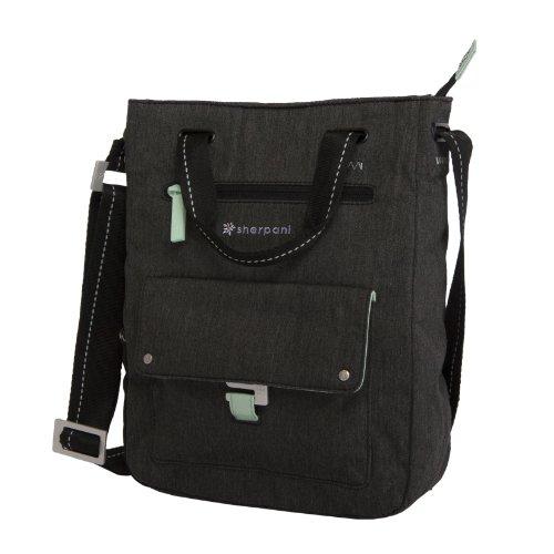 sherpani-luggage-trevia-heathered-black-one-size