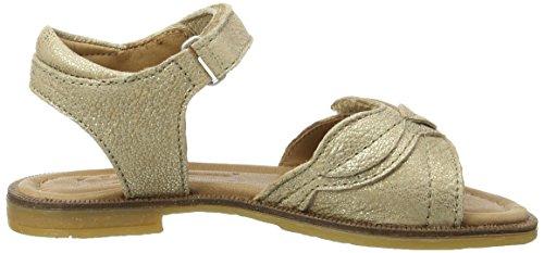 Bisgaard 70246116, Sandales fille Or (06 Glitter Gold)