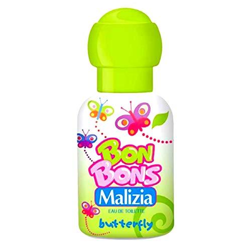 Mirato S.p.A. Malizia bon bons schmetterling eau de toilette spray für frauen 50ml