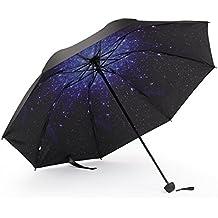 Paraguas Anti-UV/sombrilla, Creativo, Princesa, Paraguas Plegable Lluvia