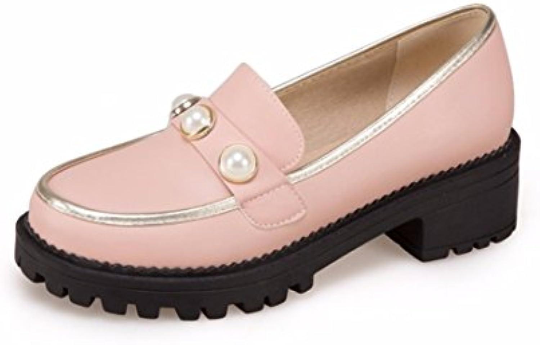 Zapatos de Tacón/Europa y los Estados Unidos en un Gran Pearl Zapatos, Zapatos, Zapatos de Mujer