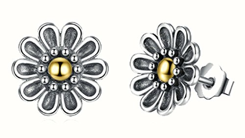 saysure-925-sterling-silver-chrysanthemum-flower-stud-earrings