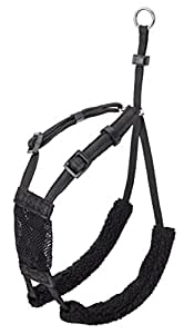 Company of Animals Non-Pull Harness, Black Medium