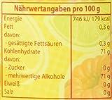 Mentos Kaugummi Full Fruit, 6er Box Kaugummi-Dragees, Zuckerfrei in drei...