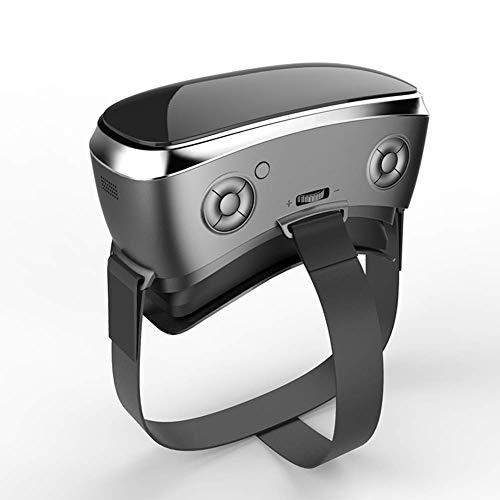 Everyday Fashion: 3D-Virtual-Reality-Brille, VR-All-In-One am Kopf, Unterstützung für WLAN, Bluetooth-Verbindung - 1.7 G Speicher