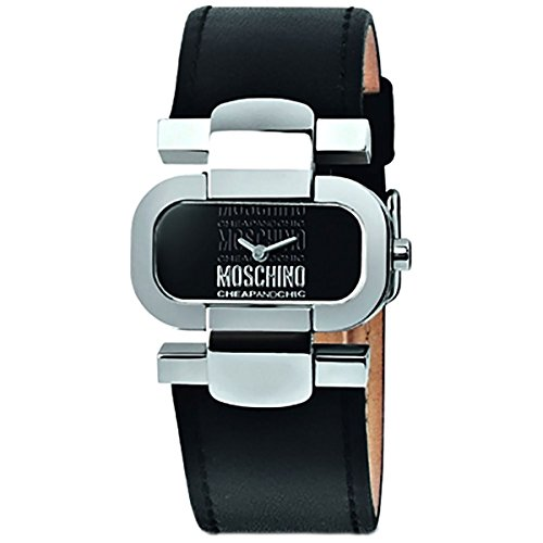 MOSCHINO CHEAP AND CHIC Mod. BON TON LADY SS BLACK
