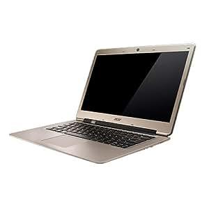 "Acer Aspire S3-391-53314G52add Ultrabook Ordinateur Portable Ecran LED/LCD 13,3"" (33,8 cm) Intel core i5 500 Go RAM 4096 Mo Windows 8 Sable"