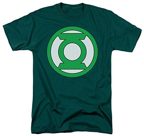 Trevco Camiseta Adulto Logo Linterna Verde Oficial