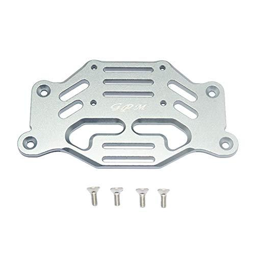 Aktualisierung Teile Aluminium Vorderseite Kotflügel Stabilisieren Teller Für TRAXXAS TRX4 RC Auto Legierung vorne Feste Auflageplatte