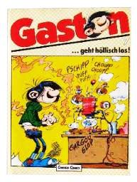 Gaston 7 - Geht HöLlisch Ab (Softcover)