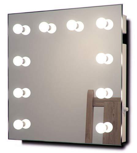 Diamond X Collection Hollywood Theater-Garderobe LED-Schminkspiegel k89CW