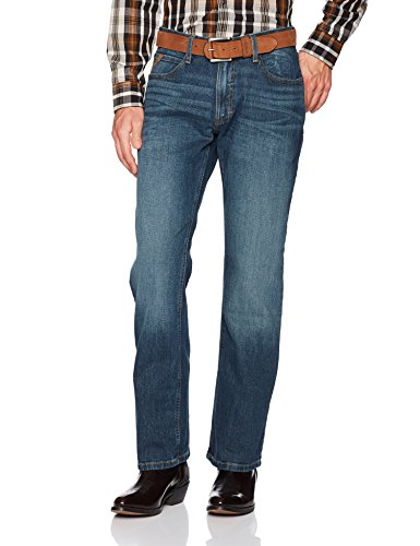 Ariat Men's M4 Low Rise Boot Cut Jean, Stretch Kiroy, 34X38 -