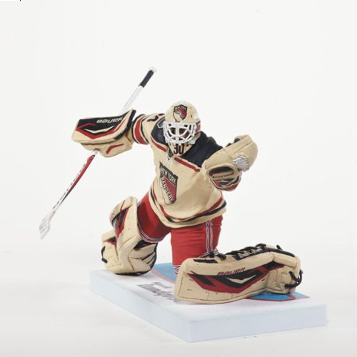 Cup Rangers Stanley York New (McFarlane NHL Series 32 HENRIK LUNDQVIST - NEW YORK RANGERS NEU/OVP)