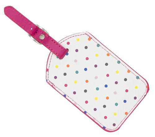 trendz-elegante-etichetta-per-indirizzo-per-valigia-con-fibbia-in-metallo-rosa-pois-bianchi