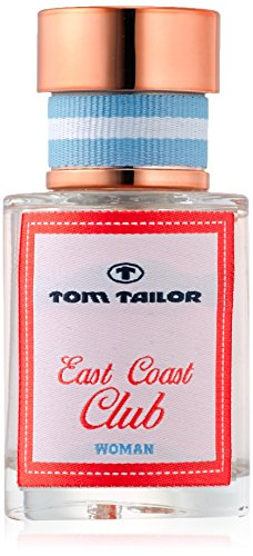 TOM TAILOR East Coast Club Woman EdT 30 ml, 1er Pack (1 x 30 ml) Womens Toms