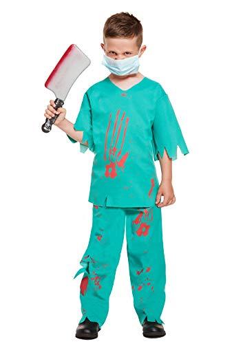 Henbrandt - Disfraz de Halloween para niños