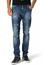 Amazon.fr   Philipp Plein - Jeans   Homme   Vêtements 2a96108ecf0b