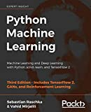 Python Machine Learning: Machine Learning and Deep Learning with Python, scikit-learn, and TensorFlow 2, 3rd Edition - Sebastian Raschka, Vahid Mirjalili