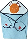 Abracadabra Hooded Towel with 2 Face Was...