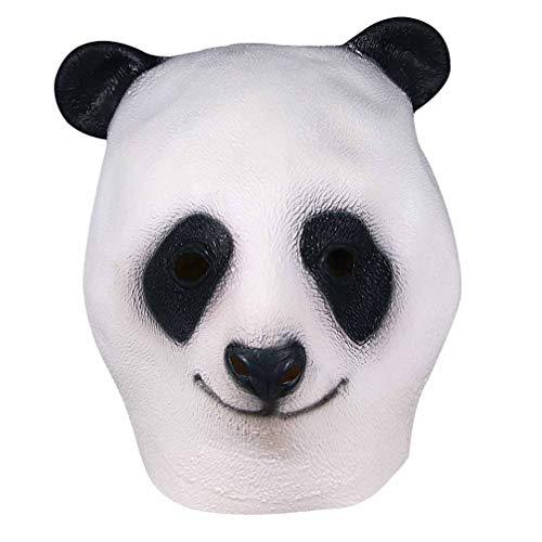 Kostüm Maske Fliegen - KTSKT Halloween Maske, Bär Maske Fusion Spiel Gesicht Latex Kostüm Cosplay Spielzeug