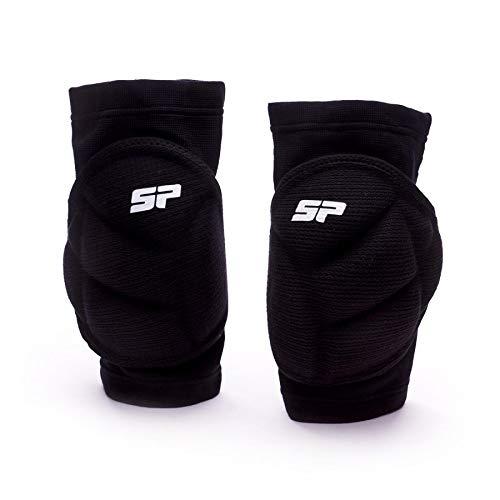 SP Protect, Rodillera para Voleibol, Negra, Talla S