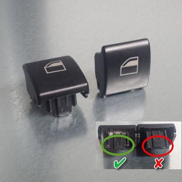 1 Stück Fensterheber Schalter Taster Schalter Knopf Für 3er E46 X5 E53 X3 Auto