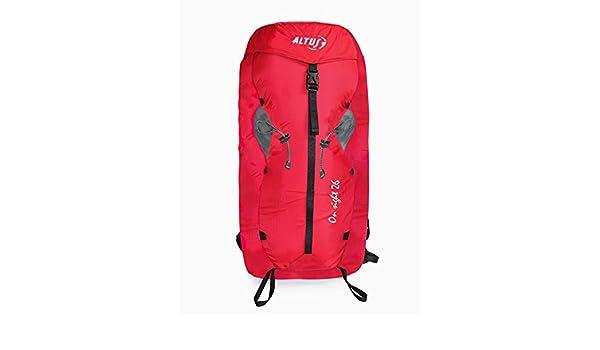 Kletterausrüstung Rucksack : Altus auf sight klettern rucksack u rot amazon sport