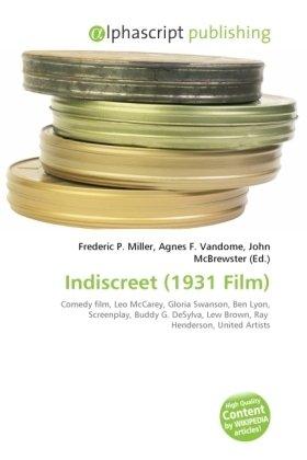 Indiscreet (1931 Film)