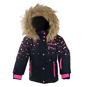 Degré7Kids Kinder Rose JKT Ski Jacke
