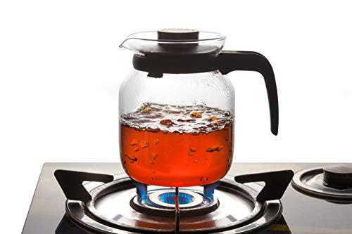 Capresso 4-Cup Glass Carafe with Lid for 303 Espresso Machine New