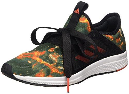 Adidas Edge (adidas Edge Lux W Damen Laufschuhe, Schwarz–(Negbas/Energi/Ftwbla) 40)
