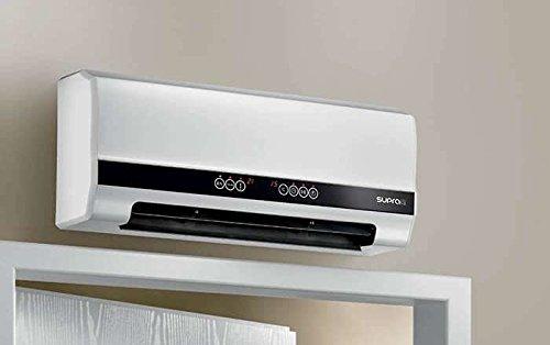 Supra lineo ceram pared 2000w color blanco calefactor - Calefactor de pared ...